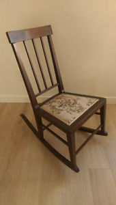 Maternity Rocking Chair - Antique
