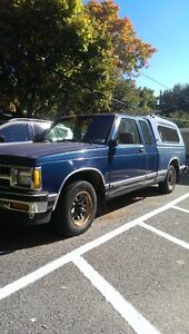 1993 Chevrolet S-10 Camionnette