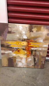 Abstract Painting, probably not a Picasso