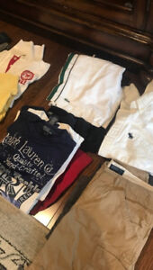 Boys clothes. Size 8-12 New with tags and barely worn items.