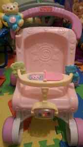 Fisher price baby stroller