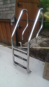 Cascade Stainless Steel Pool Ladder