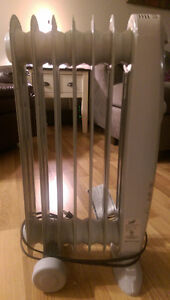 Oil Filled Electric Portable Radiator