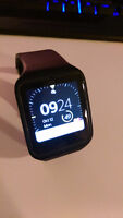 Sony Smartwatch 3 + bluetooth earbuds (Android & iPhone)
