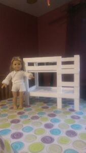 HANDCRAFTED WOOD BUNK BEDS