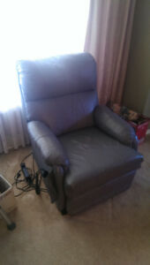 For Sale: Powered Lift+Reclining Chair