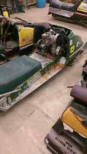 Vintage snowmobiles  Peterborough Peterborough Area image 7