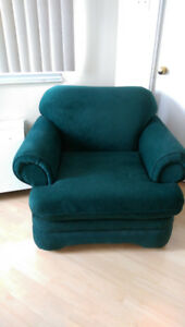Armchair and Recliner