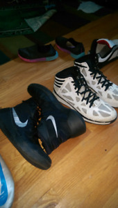 Adidas and Nike shoes for sale(25 each)