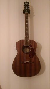 Fender Tim Armstrong Hellcat Concert Sized Acoustic Electric