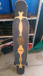 Loaded bhangra longboard