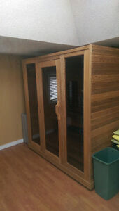 Infrared Infra-core Radiant Modular Sauna FOR SALE!!