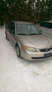 2002 Mazda protege 750 OBO MUST GO ASAP AS IS