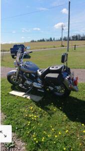 2003 Yamaha v star classic 1100cc