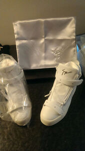 ZANOTTI ALL WHITE REAL LIMITED EDITION