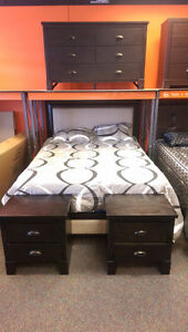 Birstorm Queen bedroom set