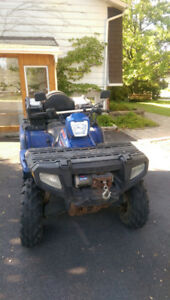 VTT Polaris 2005 sportsman 500ho