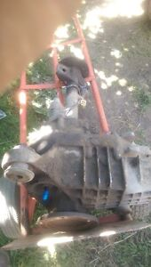 GMC 3.73 4x4 front diff and rear crown and pinion matching set