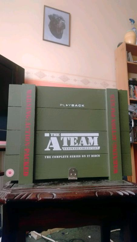 The A Team Box Set In Arbroath Angus Gumtree
