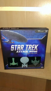 Star Trek Attack Wing Starter Set Plus