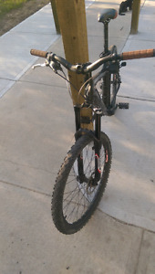 Specialized P. All- mountain bike
