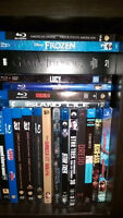 DVD + Blu-ray Bluray Movies !!more added!!