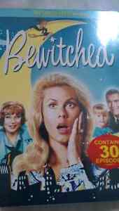 Bewitched season 5 - still in package!