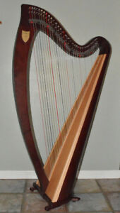 Beautiful Harp looking for a new home.