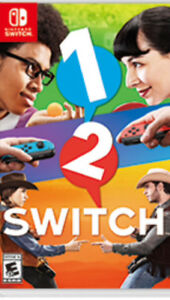 1 2 Switch Nintendo game