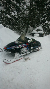 Indy 500 Snowmobile Reduced Price!