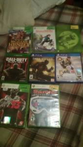 Xbox One Games Ps4 Games Xbox360 Games