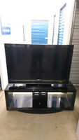 Sony Bravia 1080p HD TV and Stand
