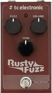 TC Electronic Rusty Pédale Fuzz