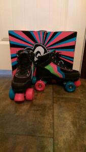 Womens size 9 Roller Skates