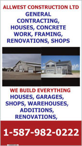 Do it yourself garage package services in red deer kijiji general contracting custom shops and garages concrete work solutioingenieria Images