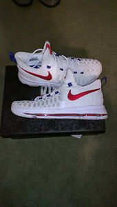 KD9 Kevin Durant IX Team USA July 4th edition shoes size 13