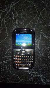 Alcatel onetouch chatr fido rodgers