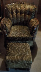 REDUCED - Antique arm chair