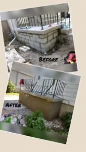 Concrete & Masonry Services