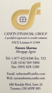 NEW TO CANADA & WANT TO KNOW HOW TO OWN FIRST HOME 416-569-5806