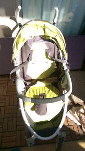 EDDIE BAUER baby stroller
