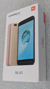 Xiaomi A1 Android Dual-SIM Smartphone - Like New Condition