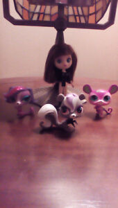 Littlest pet shop totally talented pets band