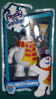 2010 Forever Fun Frosty The Snowman Figure - Used, Complete
