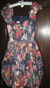 Victorian (summer) dress (great for custome), women's 10