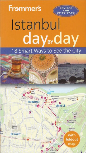 Frommer's Istanbul Day by Day (Turkey) *FREE SHIPPING - NEW*