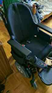 Orion Explorer, Top of the line Electric Wheelchair