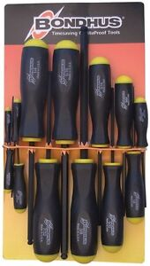 13pc bondhus balldriver set