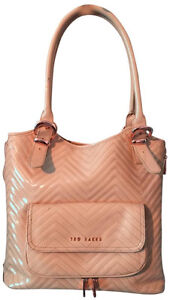 Ted Baker Agathis Quilted Purse - Nude Color - Super Trendy! West Island Greater Montréal image 2