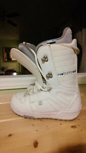 Gently used women's US size 7 burton casa boots
